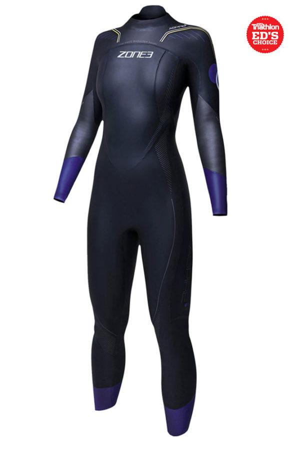 Zone3 women's aspire wetsuit